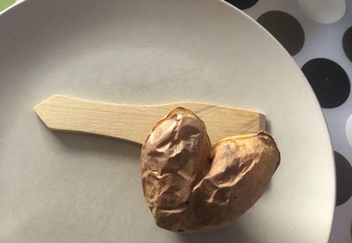 Journal d'une confinée #13 : qui a la patate ?