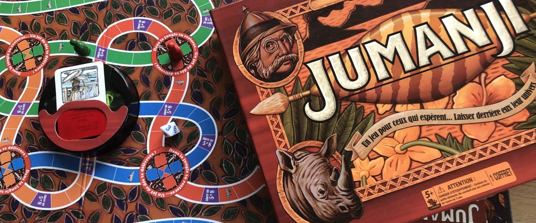 Journal d'une confinée #55 : Jumanjiiiiiiii